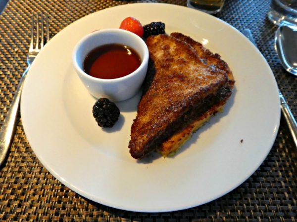 Hilton Stockholm Slussen buffet french toast