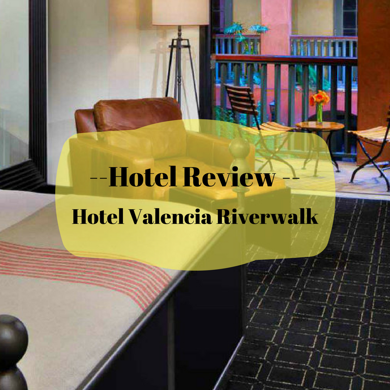 Hotel Valencia Riverwalk Hotel Review