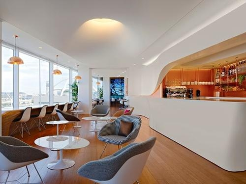 Priority Pass Virgin Atlantic Clubhouse LAX 13-8039