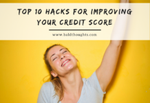 MoneyTips.com top 10 hacks for improving credit score emotion - Facebook