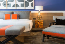 Kimpton Hotel Palomar Washington DC Executive King