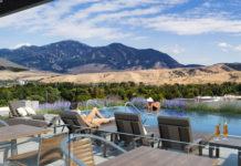 Kimpton Armory Hotel Hotel rooftop pool Bozeman Montana 6297334747-55x31