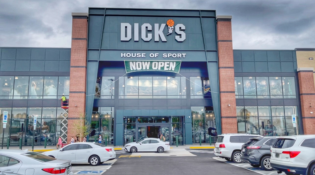 DICKS House of Sport Store in Knoxville, TN   1372