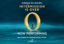 """Win tickets to """"O"""" by Cirque du Soleil"""