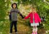Biltmore Estate Christmas tree 2019 Timothy and Scarlett