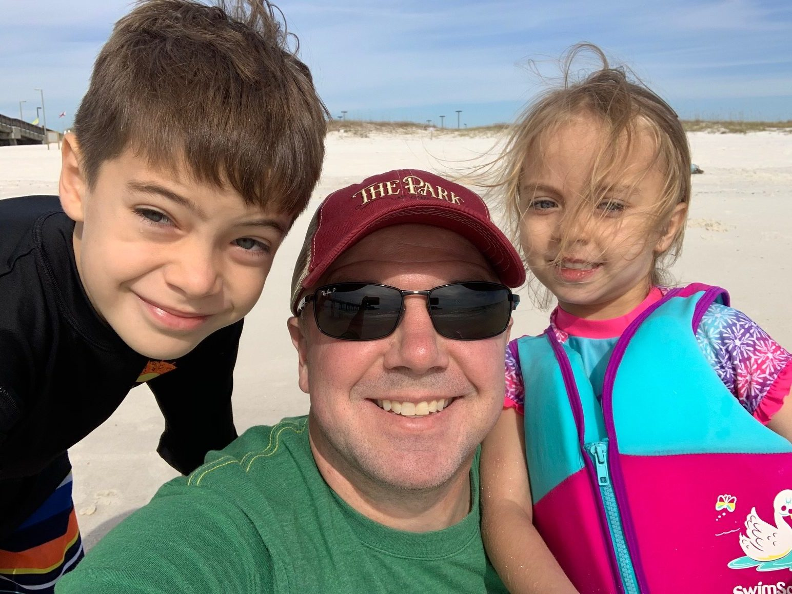 The Park at OWA Gulf Shores State Beach Lee Timothy Scarlett